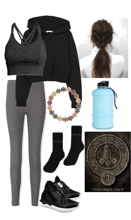 District 3 Training Outfit day 2