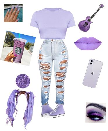 purple 🙃