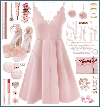 pinky pink // #23