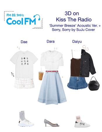 {3D}Kiss The Radio
