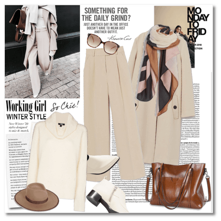 The Daily Grind: Winter Workwear