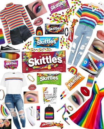 Skittles!💕