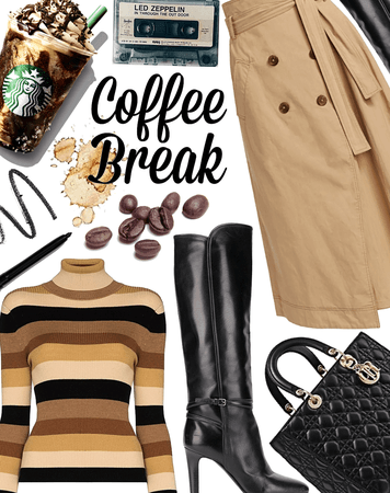FALL 2020: Coffee Break Style
