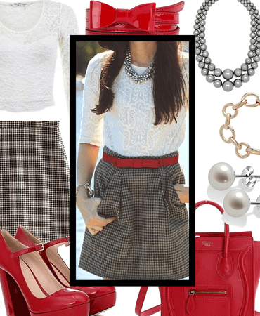 outfit creation -
