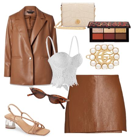 brown set