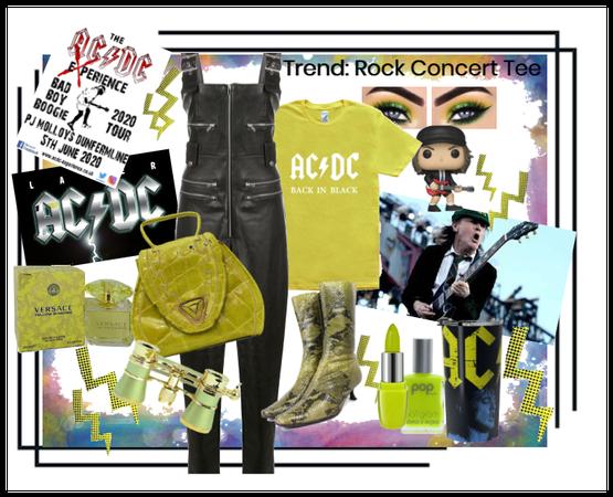 Trend: Rock Concert Tee