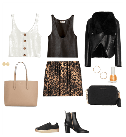 Nigth Outfit