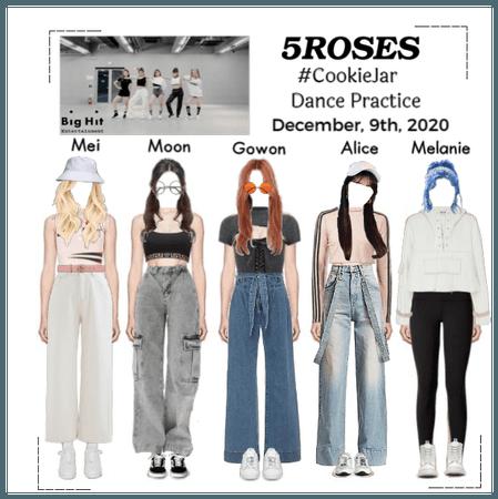 5ROSES #CookieJar Dance Practice