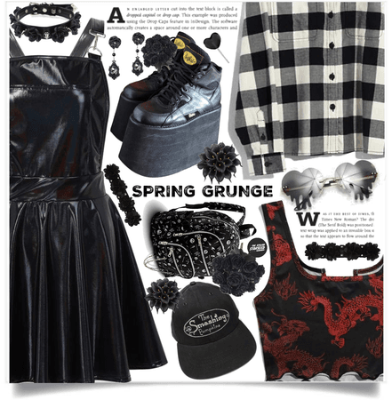 Get The Look: Spring Grunge