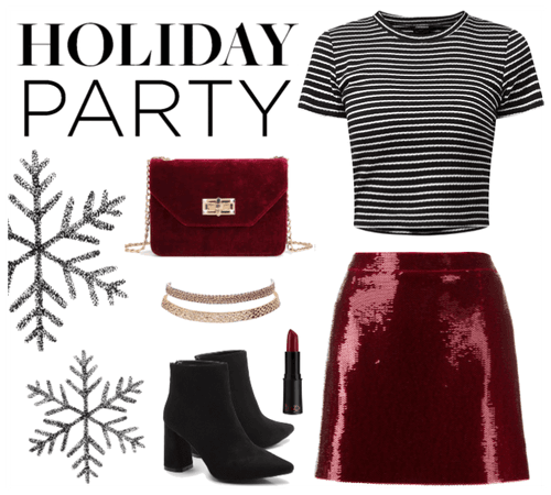~Glam Holiday Party~