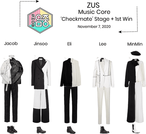 Zus// 'Checkmate' Music Core + First Win