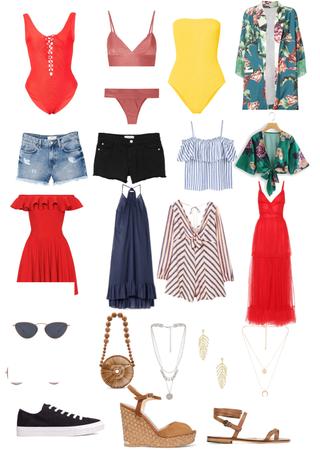 Playa del Carmen Travel Wardrobe