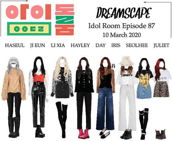 DREAMSCAPE [드림스게이프] Idol Room 200310