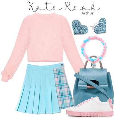 Kate Read - Arthur