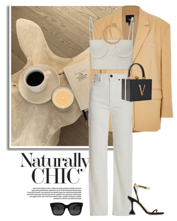 neutrally chic
