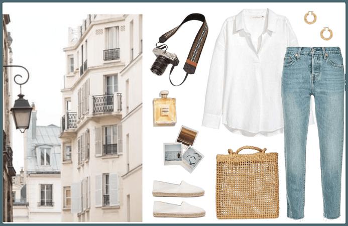 #1 Paris day