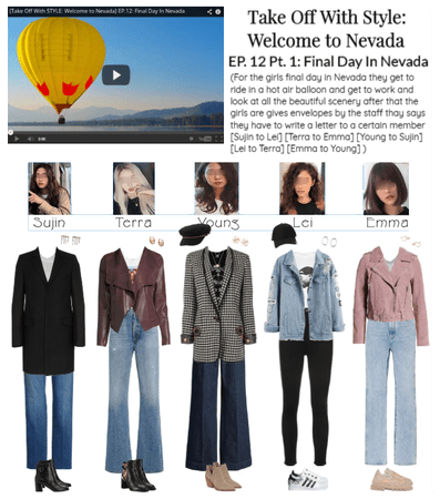 Take Off With STYLE: Welcome to Nevada EP. 12