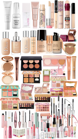 All my make up