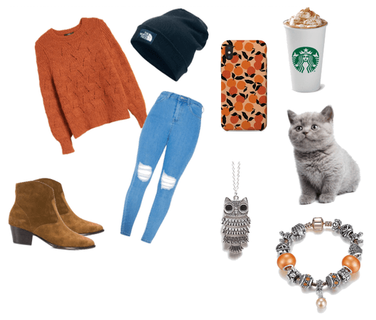 Autumn's Day to Day Outfit