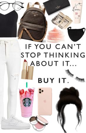 luxury shopping day