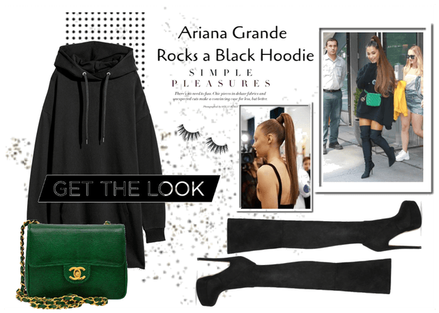 Get the look: Ariana Grande