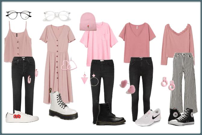 pink lila