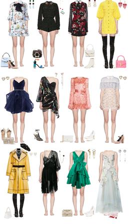 Dress Set: 1