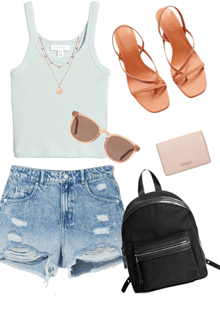 A Casual Summer Fit