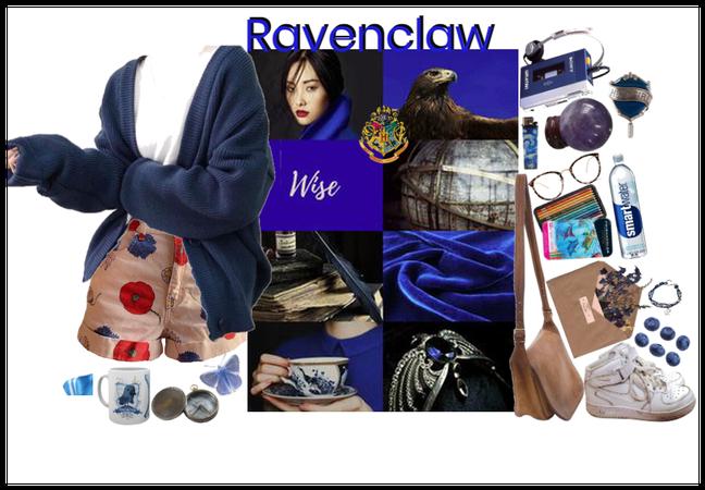 Hogwarts Houses: Ravenclaw
