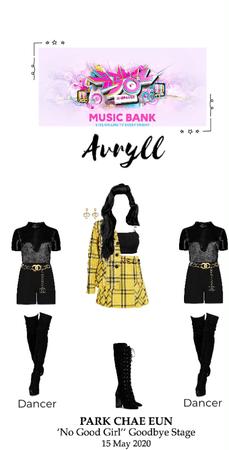 AVRYLL [아브릴] Music Bank 200515