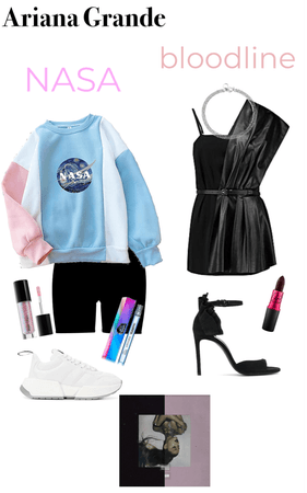 Thank u Next songs as outfits part 2🖤