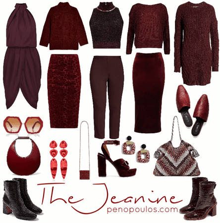 the jeanine