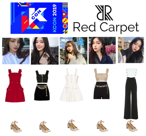 RoSE KCON NY 2019 Redcarpet