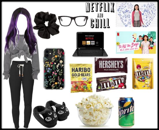#Netflix&Chill