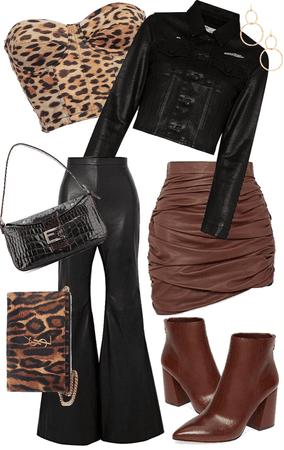 Leather world!