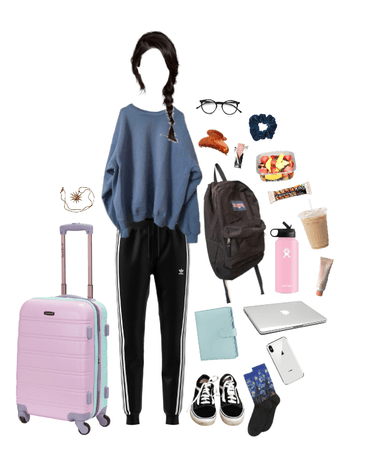 Airplane Ride Outfit
