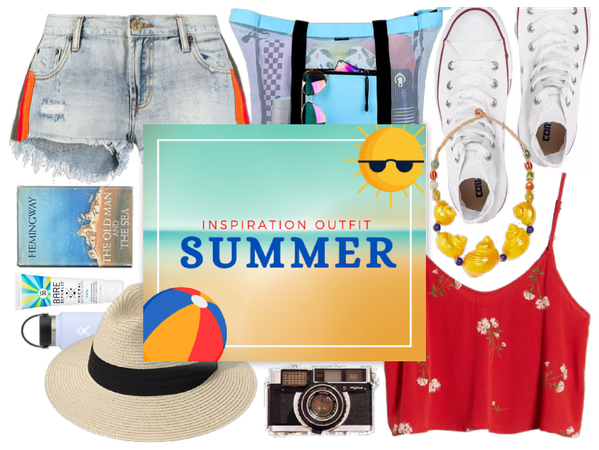 Inspiration Outfit: Summer