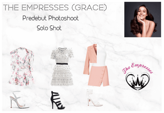 [THE EMPRESSES] Predebut Photoshoot- Grace