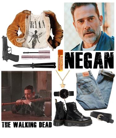 |The Walking Dead| Negan|