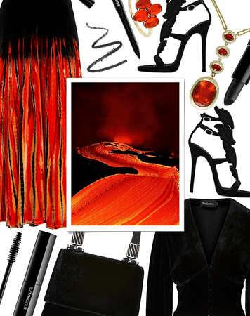 FALL 2020: Lava Inspired Chic