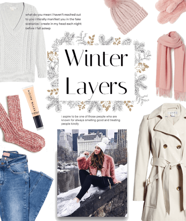 Layered and Lovely
