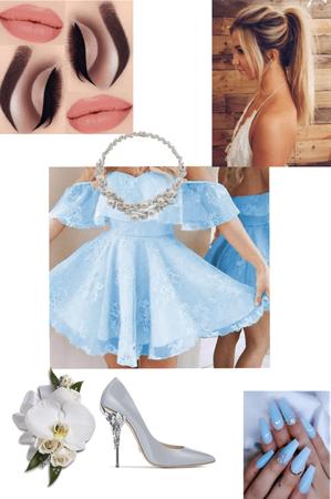 Fairytale Prom: Cinderella