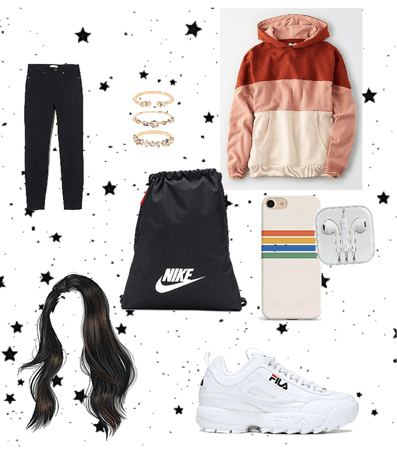 simple but comfy