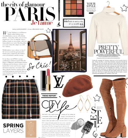 Paris- The City of Glamour