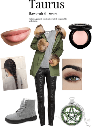 Taurus Winter Outfit