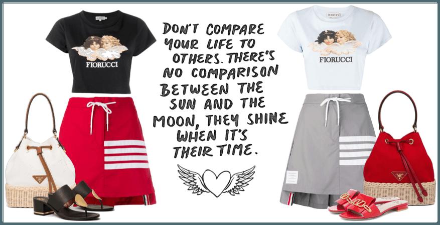 Don't compare...