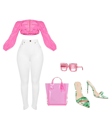 Bossy Pinknic Outfit