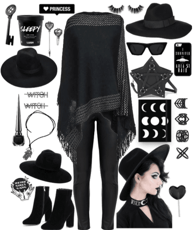 Witchy Hipster