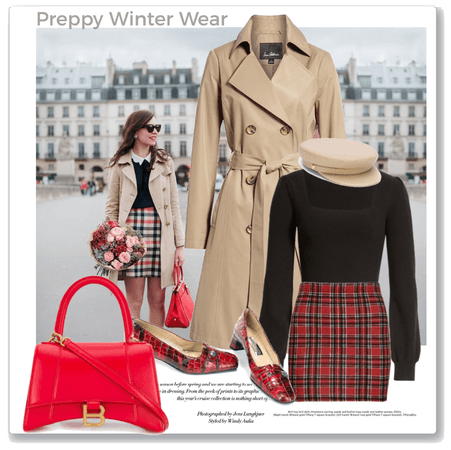Preppy Winter Wear