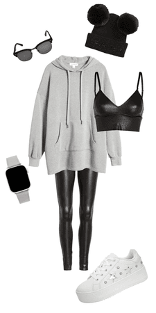 Cute and Comfy Chic
